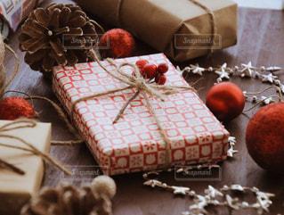 クリスマスプレゼントの写真・画像素材[1604955]