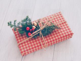 クリスマスプレゼントの写真・画像素材[1604960]