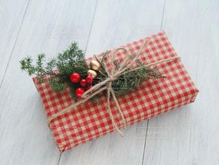 クリスマスプレゼントの写真・画像素材[1604961]