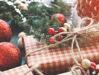 クリスマスプレゼントの写真・画像素材[1604964]