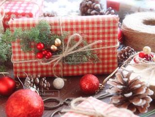 クリスマスプレゼントの写真・画像素材[1604974]