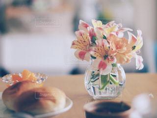 花のクローズアップの写真・画像素材[2169808]