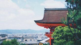 清水寺の写真・画像素材[1201998]