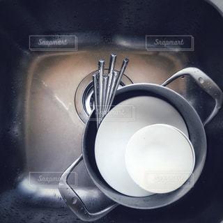 台所の日常の写真・画像素材[1504762]