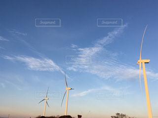 風車の写真・画像素材[303214]