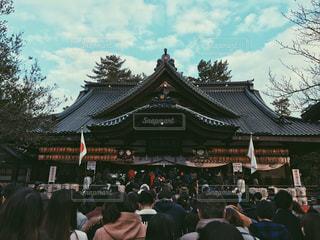 神社の写真・画像素材[303454]