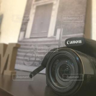 カメラの写真・画像素材[337096]