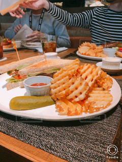 食品の写真の写真・画像素材[1232437]