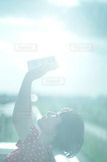 女性の写真・画像素材[90335]