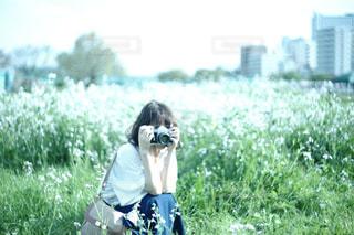 女性の写真・画像素材[143352]