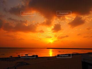 夕日の写真・画像素材[308955]