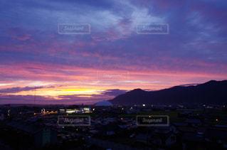 夕の写真・画像素材[304814]