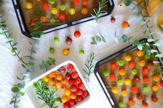 トマトの写真・画像素材[8354]