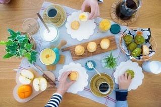 食事の写真・画像素材[8341]