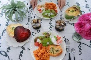 食事の写真・画像素材[8329]