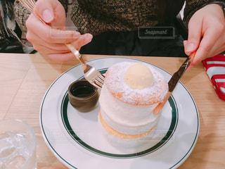 パンケーキの写真・画像素材[307226]