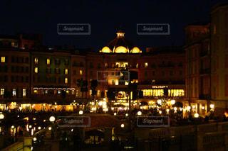 夜景の写真・画像素材[417807]