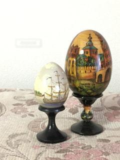 卵の写真・画像素材[424093]