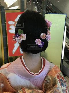 髪の写真・画像素材[1010121]