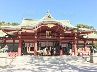 西宮神社の写真・画像素材[1590753]