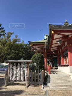西宮神社の写真・画像素材[1590754]