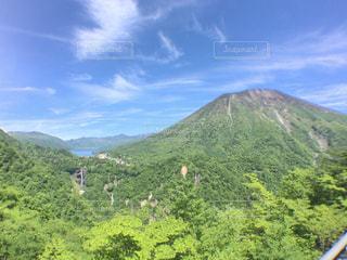 栃木県・明智平の絶景の写真・画像素材[1414617]