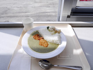 黒部ダムカレーを食べるの写真・画像素材[1571672]