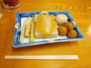 青森の生姜味噌おでんの写真・画像素材[1571697]