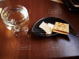 小樽で飲んだワインの写真・画像素材[1585442]