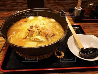 甲府で食べたほうとう鍋の写真・画像素材[1585483]