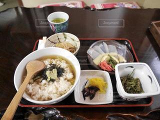 津和野の名物 うずめ飯の写真・画像素材[1585488]