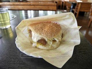 チキン南蛮バーガーの写真・画像素材[1675976]