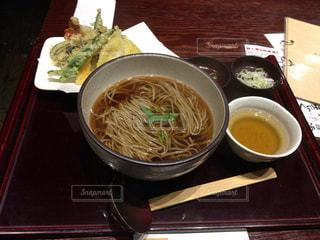 長野で食べた信州そばの写真・画像素材[2152708]
