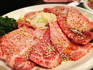 久々の焼き肉ディナーの写真・画像素材[967557]