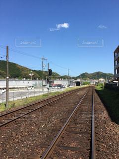 線路の写真・画像素材[311110]