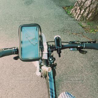 自転車の写真・画像素材[308467]