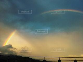 #sora#空#虹の写真・画像素材[308274]