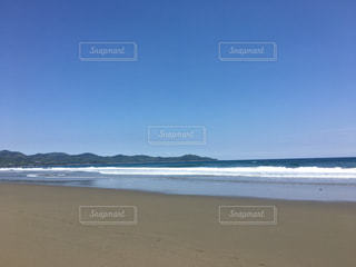 砂浜の写真・画像素材[2146534]