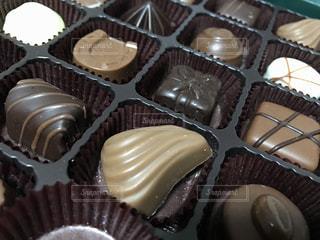 チョコレートの写真・画像素材[1239469]