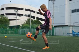 サッカー - No.309118