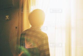 朝のあたたかい光の写真・画像素材[1061094]