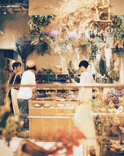 ドライフラワーのステキなお花屋さんの写真・画像素材[1108019]