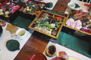 おせち料理の写真・画像素材[3011508]