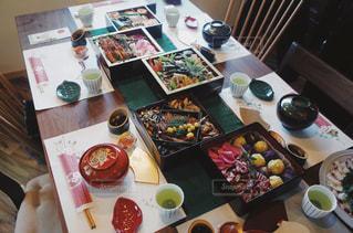 おせち料理の写真・画像素材[3011520]