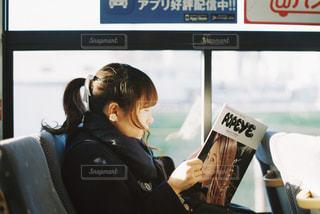 バスにての写真・画像素材[3014494]