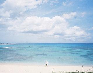 奄美大島の海の写真・画像素材[3014572]