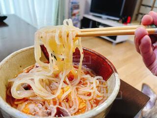 冷麺うまいっの写真・画像素材[4362281]