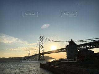 明石海峡大橋の写真・画像素材[310933]