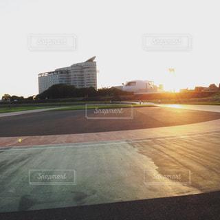 夕日の写真・画像素材[311043]