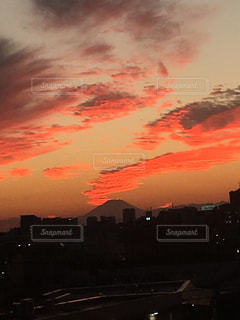 夕日の写真・画像素材[311056]